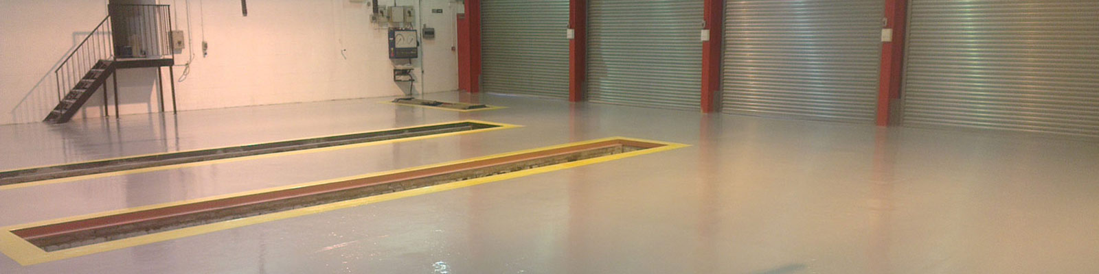 Floor Preparation and Floor Coatings - Specialists working to the highest standards