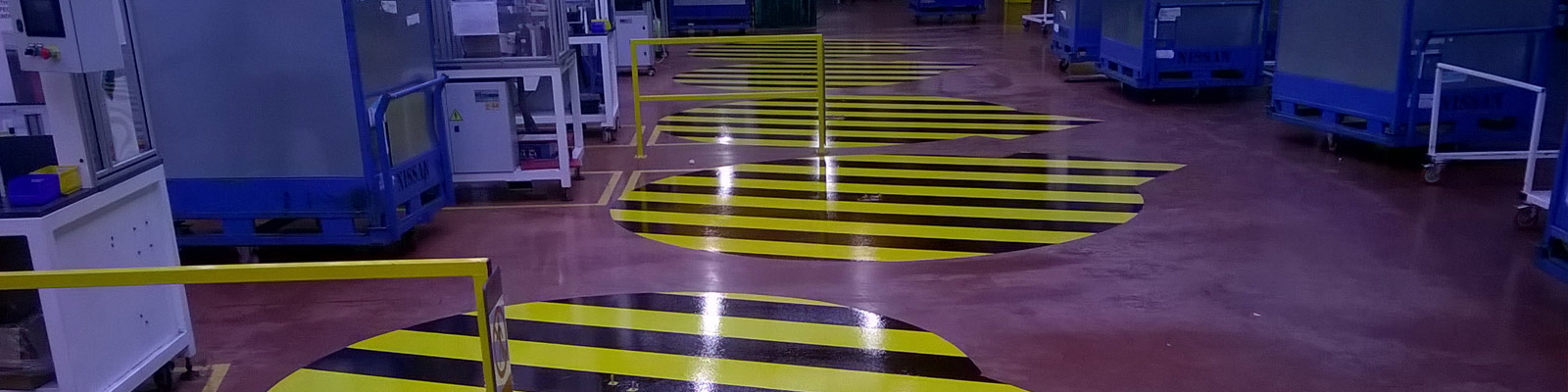 Epoxy Flooring by MHP Coatings